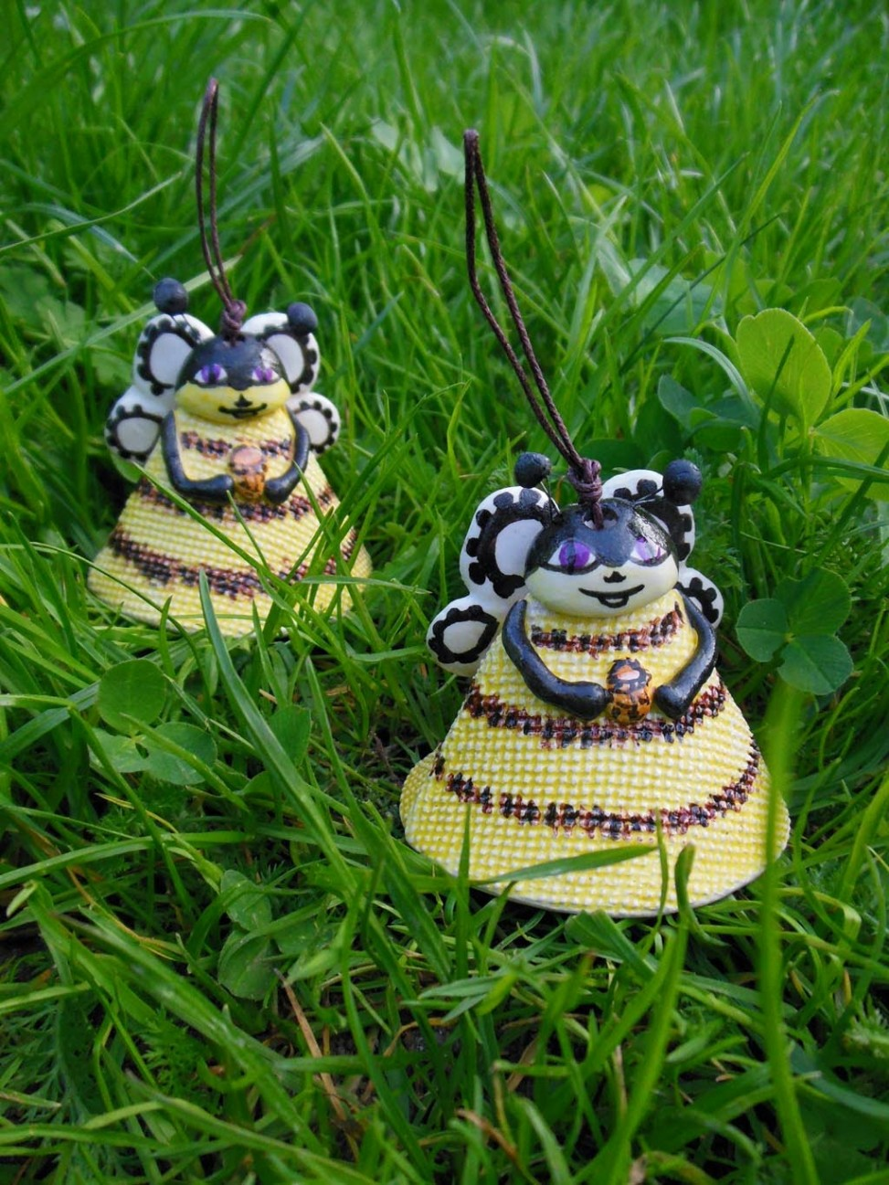 Handmade Ceramic Bee