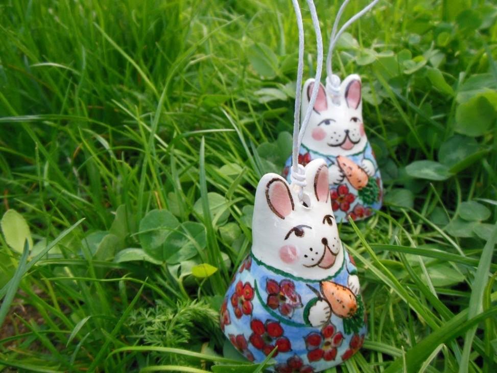 Handmade Ceramic Hare