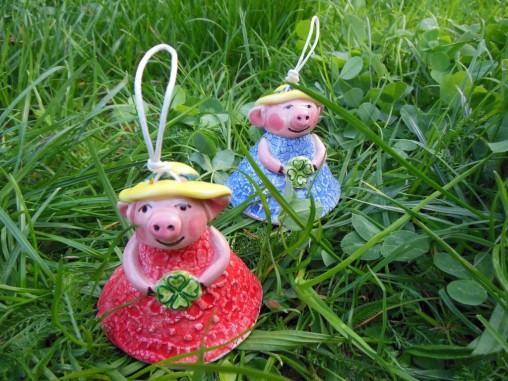 Handmade Ceramic Piggie