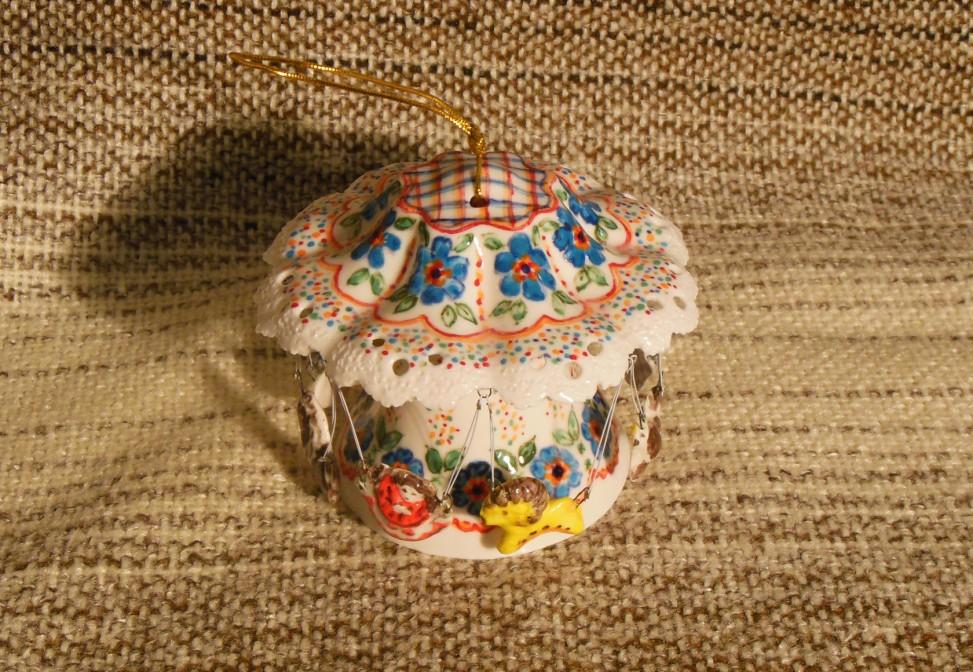 Handmade bell ceramics