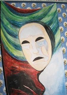 Art | The Theatre mask